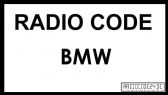 Philips BMW Radio Code