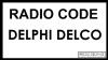 Truck Delphi Delco