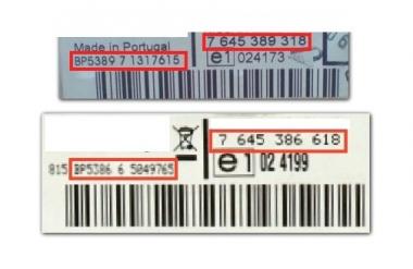 Unlock Auto Radio Code Blaupunkt BP5389 NISSAN MMR 6CDC 7 645 389 618