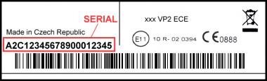 Unlock Auto Radio Code Fiat VP2