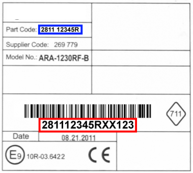 Unlock Auto Radio Code Becker