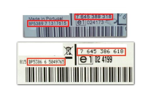 Unlock Auto Radio Code Blaupunkt BP5385 NISSAN MMR CD-T 7 645 385 318