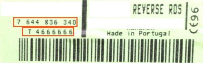 radio code unlock auto radio code blaupunkt bp4836 bmw. Black Bedroom Furniture Sets. Home Design Ideas