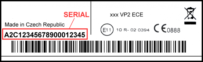 Continental Alfa Romeo 955 VP2 ECE DAB PD NAV - 156106207 - 01561062070