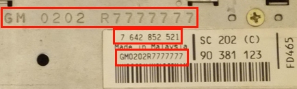 Unlock Auto Radio Code Blaupunkt