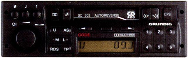 radio code radio code grundig opel sc303d c gm1303 radio code verloren hier erh ltlich. Black Bedroom Furniture Sets. Home Design Ideas