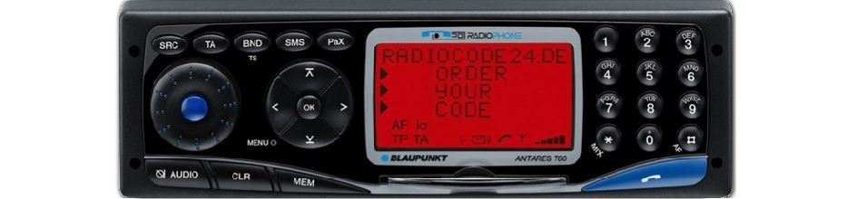 Becker Blaupunkt Ford Renault Radio Code Security Code Car Radio Code 3
